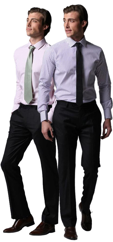 Two Modern Tailor Models