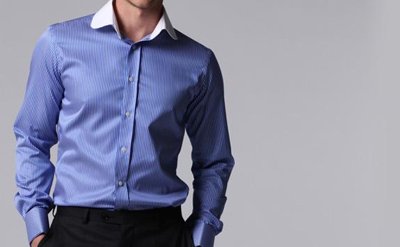 Custom Shirts, Tailored Shirts, Dress Shirts | Modern Tailor ...